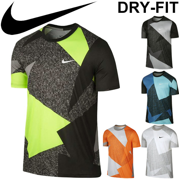 8c002d85def83 Short-sleeved T-shirt tank top men   Nike NIKE  DRI-FIT marathon gym man  sportswear training  850797