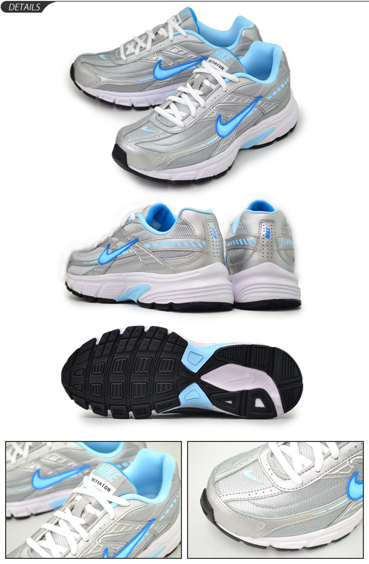 b39e28ac93b Sports shoes shoes  394053 for the running shoes Lady s Nike NIKE INITIATOR  initiator running jogging training sports shoes sneakers woman
