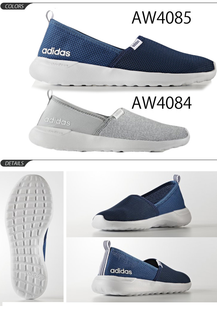 quality design 20f25 d3e9e ... Sneakers shoes summer shoes casual AW4084 AW4085 CLOUDFOAM LIGHT SLIPON  for the slip-on shoes