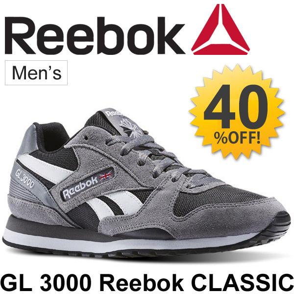 Men's Classic ApworldReebok 3000 Gl Sneakers TPiOZuXk