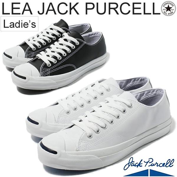 レザー ジャックパーセル レディース スニーカー 革/JACK PURCELL/ 靴 シューズ ローカット/コンバース converse/rP10/