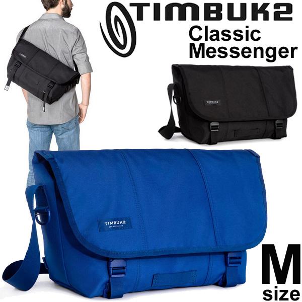 メッセンジャーバッグ メンズ レディース/TIMBUK2 ティンバック2 Classic Messenger クラシックメッセンジャー Mサイズ ショルダーバッグ 1108-4-7434/1108-4-6114 正規品