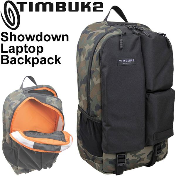 バックパック リュックサック メンズ レディース/ティンバック2 TIMBUK2 Showdown ショウダウンバックパック カバン カモ柄 346-3-1138 正規品/Showdown