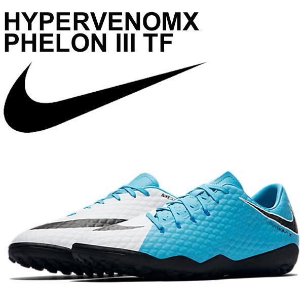 fed1e735f01 Unisex NIKE HYPER VENOM X PHELON III TF soccer shoes /852562 for the man  for the サッカートレーニングシューズメンズナイキハイパ...
