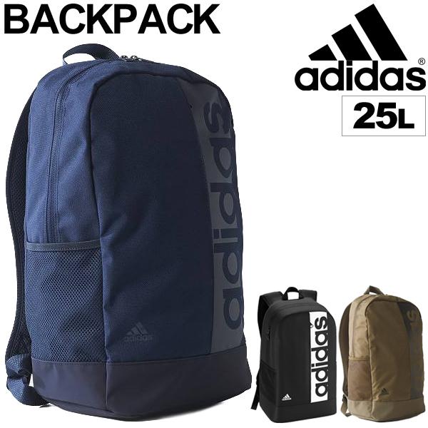 Backpack Adidas adidas linear bag pack 25L sports bag rucksack day pack men unisex logo attending school commuting bag casual bag BVB25