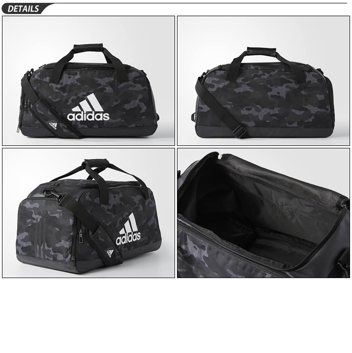 098ecfe8f544 Boston bag Adidas men gap Dis adidas EPS team bag 33 sports bag 33L duffel  bag camo camouflage camp