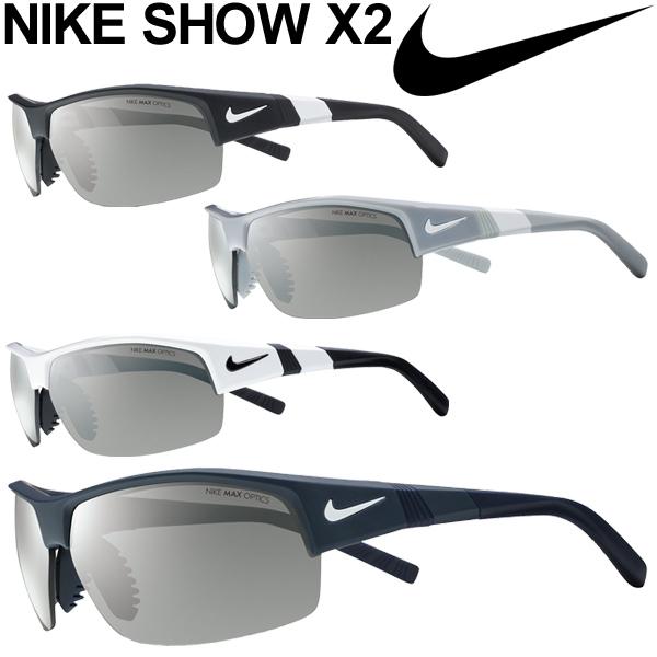 スポーツサングラス メンズ レディース ナイキ ショーX2 NIKE SHOW-X2 ランニング マラソン ゴルフ 野球 サイクリング 登山 トレッキング 紫外線カット ケース付き /EV0620【取寄せ】