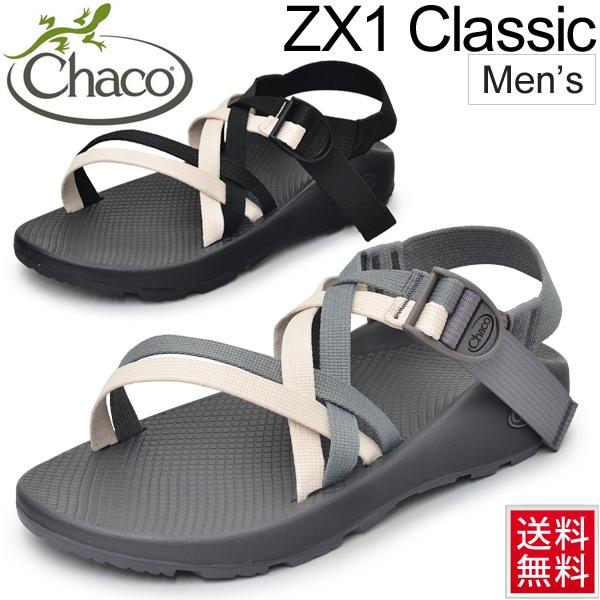 チャコ CHACO メンズ サンダル Ms Z/1 クラシック 日本限定カラーモデル シューズ 靴 男性 アウトドア ウォーターアクティビティ タウン スポーツサンダル J199217 J199219 正規品/MenZX1Classic