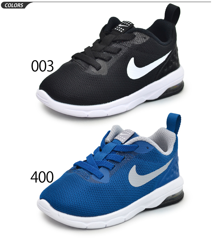 Child child Nike NIKE AIRMAX Air Max motion LW TDV baby shoes child shoes  12.0-16.0cm sneakers boy girl infant Velcro sports shoes  917652 of the baby  shoes ... 431e4ee846a1