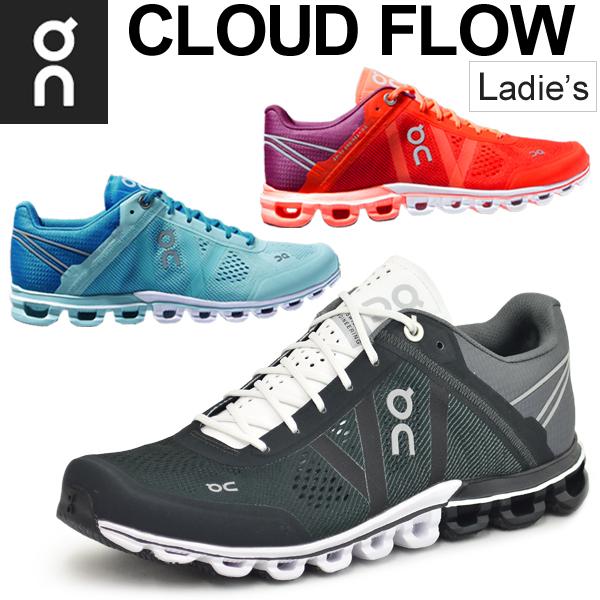 ランニングシューズ レディース オン on クラウドフロー CloudFlow ランニング マラソン レース ジョギング トレーニング スニーカー ランニング 靴 女性用 正規品 CloudFlowW/150001W/151563W/154516W/rP10