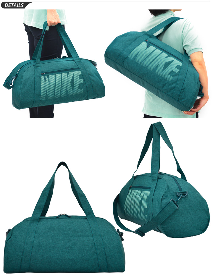 Nike Gym Club Duffle Bag Shoulder Soccer Fitness Yoga