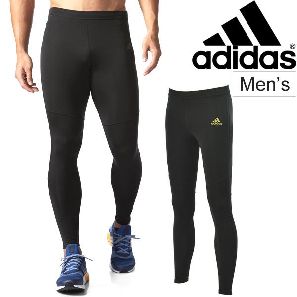 Running tights men Adidas adidas long tights sports tights ten minutes  length spats man jogathon land