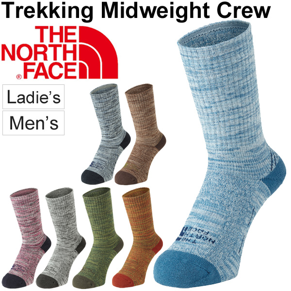 05cdfc46c /NN81720 made in trekking socks socks men's lady's the North Face THE NORTH  FACE trekking mid weight Krupa yl socks outdoor accessories mountain ...