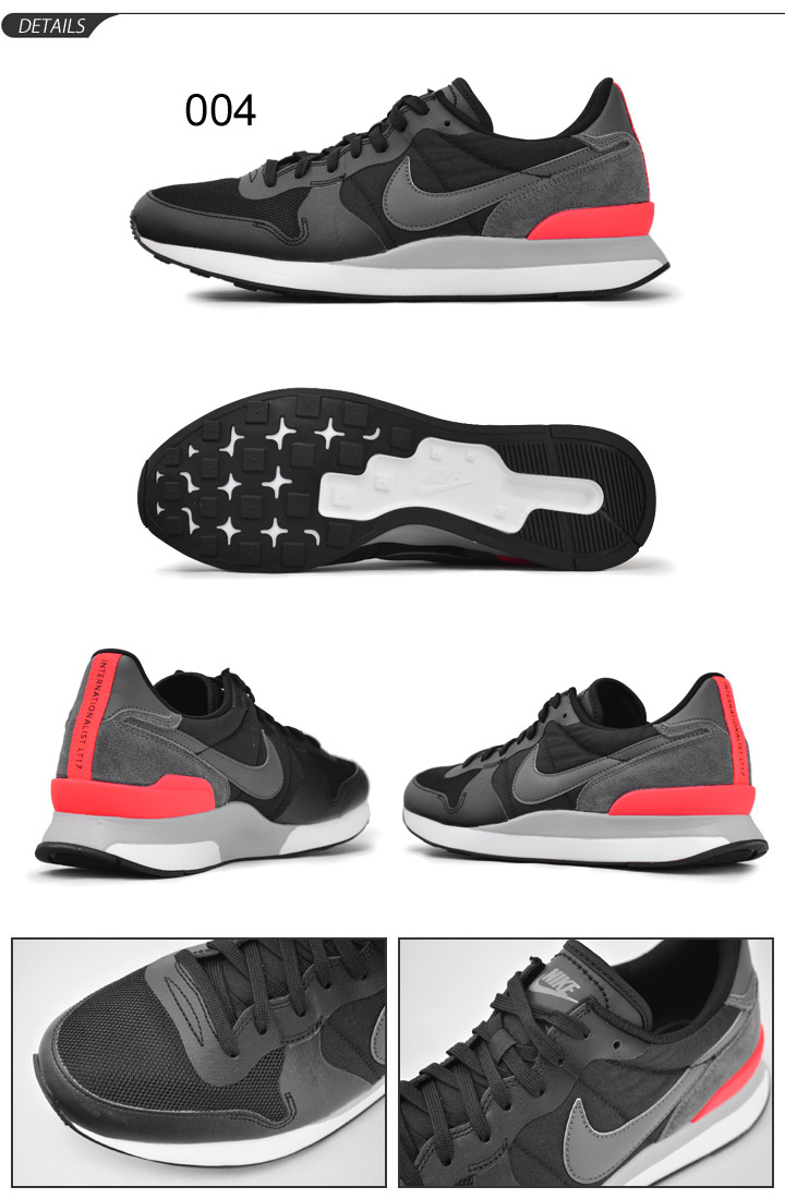 18212b54500 Sneakers low-frequency cut sports casual shoes  872087 for the men s shoes  Nike NIKE internationalist LT17 man