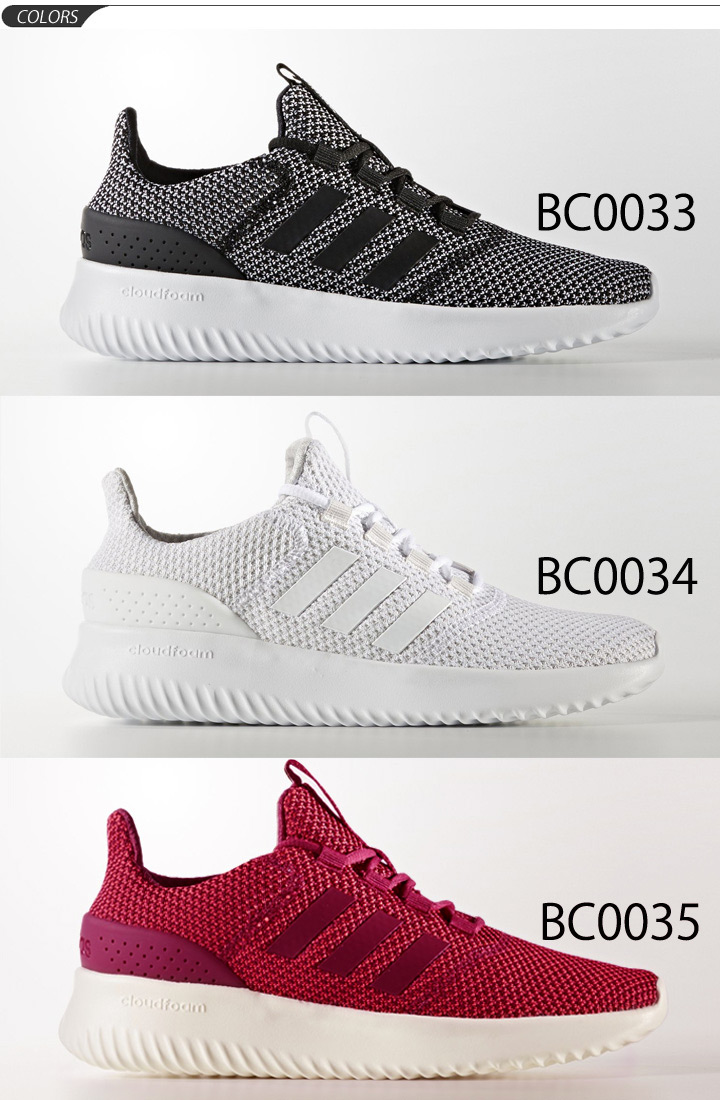 best sneakers 048d5 f5525 Jogathon training BC0033 BC0034 BC0035 sports casual shoes Cloudfoam-ULTw  for the running shoes sneakers Ladys Adidas adidas cloud form CLOUDFOAM  ...