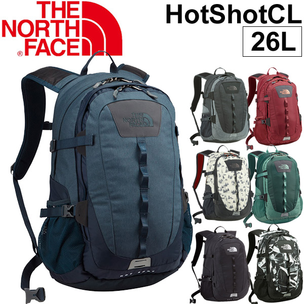 f258cdc85 North Face THE NORTH FACE backpack hotshot sea L 26L rucksack Hot Shot CL  outdoor town ...