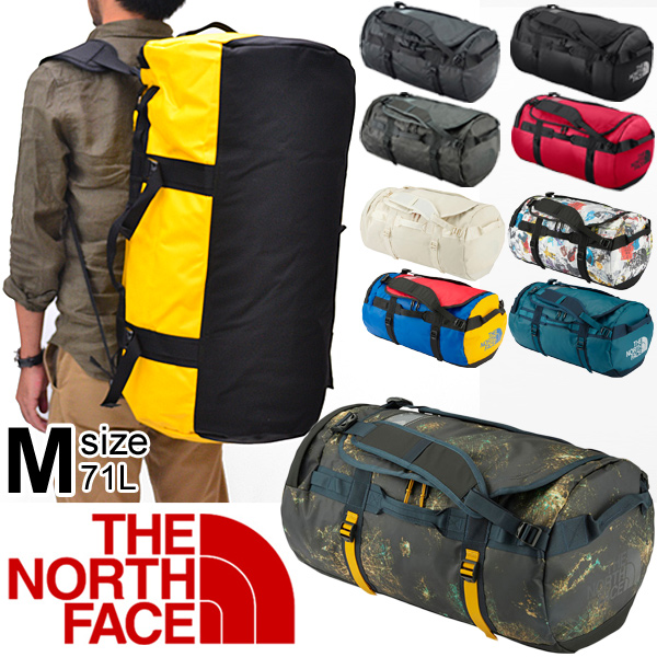 The North Face Base Camp Duffel Bag Northface Bc Series Boston Backpack Outdoor Men S Las M Size Nm81553 05p03sep16