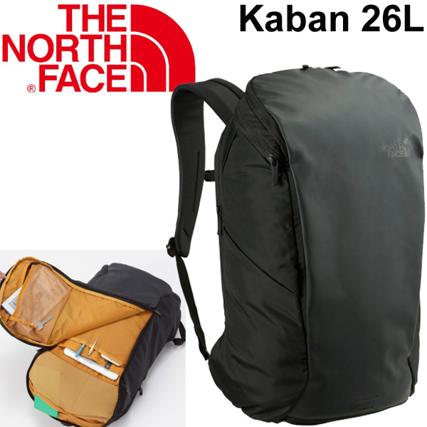 e1115b854 Backpack men's lady's the North Face THE NORTH FACE day pack Kaban (bag)  26L casual business bag notebook PC tablet rucksack regular article /NM81759