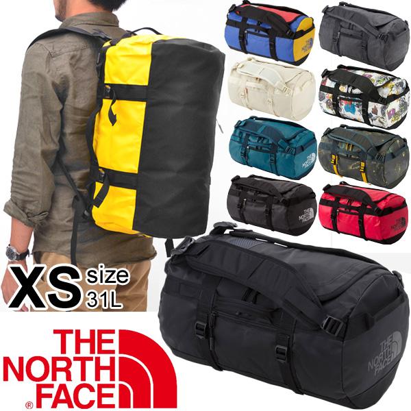 ダッフルバッグ THE NORTH FACE ベースキャンプ ザ・ノースフェイス BCシリーズ ボストンバッグ XSサイズ 31L バックパック アウトドア メンズ レディース かばん 旅行 トラベル 出張 鞄 正規品/NM81771