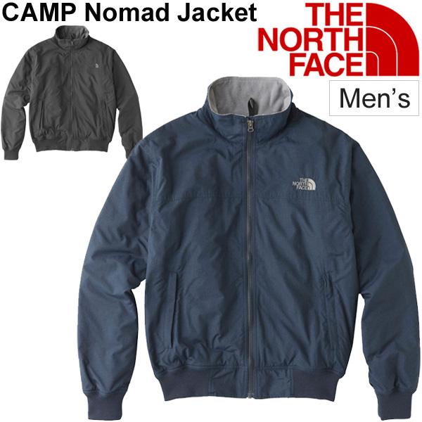 ジャケット メンズ ザノースフェイス THE NORTH FACE キャンプノマドジャケット 男性用 アウター アウトドアウェア 防風 撥水 防寒 保温 裏フリース ブルゾン ジャンバー キャンプ レジャー カジュアル 正規品/NP71732
