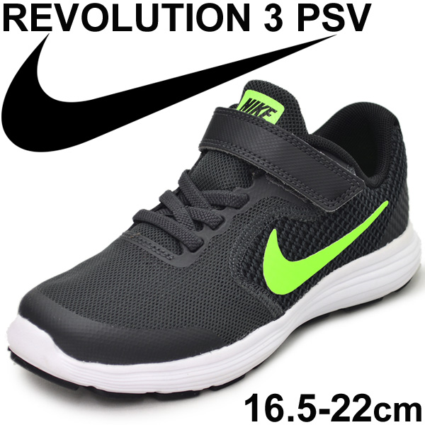 832e2d3526 Child child Nike NIKE revolution 3 PSV youth shoes child shoes 16.5-22.0cm  sneakers ...