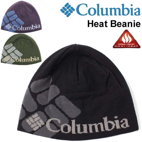 Colombia Columbia Colombia heat beanie caps CAP Hat knit Cap Caps men s  women s outdoor  CU9171 a370b447d83