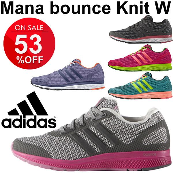 142165597 Adidas  adidas Mana bounce knit W  Mana bounce nit W   women s sneakers