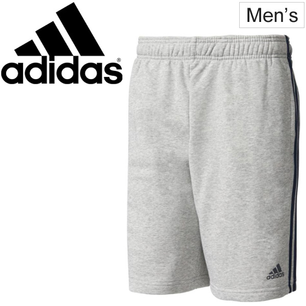 3aa377b58 APWORLD  Sweat shirt half underwear men Adidas adidas ESSENTIALS 3 ...
