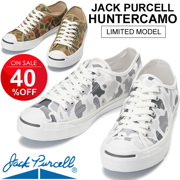 e3cf7fae62c4 APWORLD  Men s sneakers JACK PURCELL HUNTERCAMO Jack Pursel hunter ...