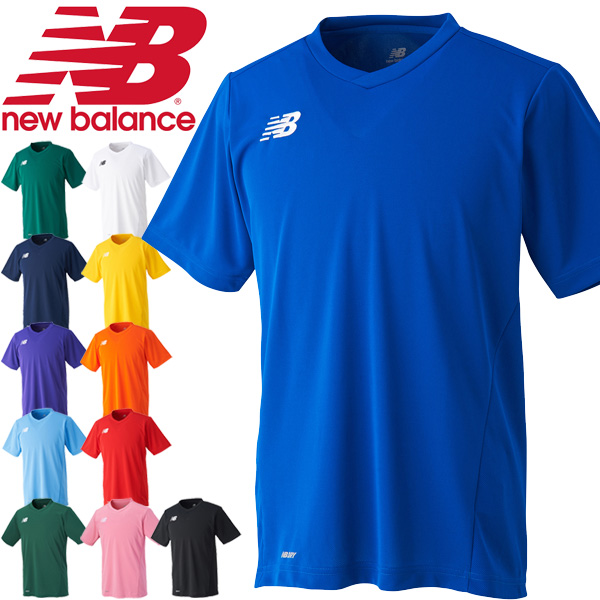 9da6f77e4da APWORLD  Game shirt short sleeves T-shirt men New Balance newbalance ...