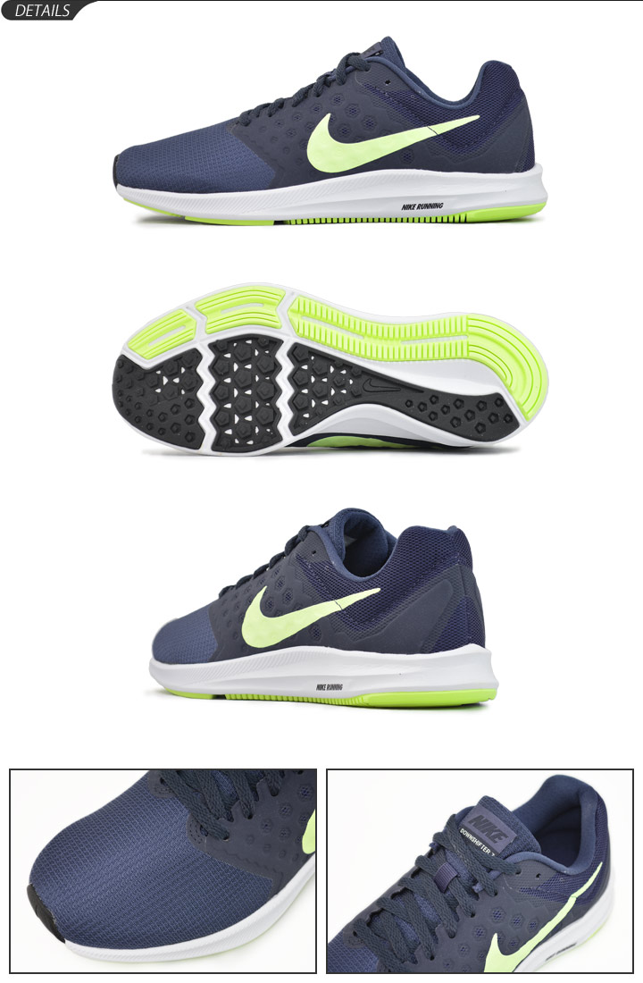 948fe6b94671dd Running shoes Lady s Nike NIKE downshifter 7 jogging walking gym fitness  woman sneakers light weight shoes 22.5-25.5cm casual shoes DOWNSHIFTER 7  regular ...