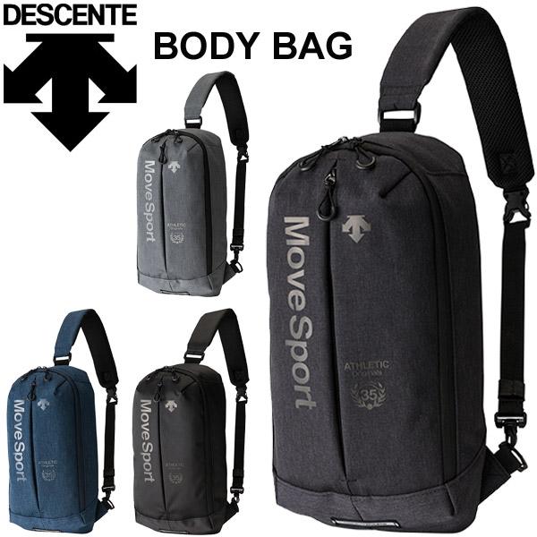 72907ffa4252 APWORLD  Take body bag men Descente Descente MoveSport sports bag 4L ...