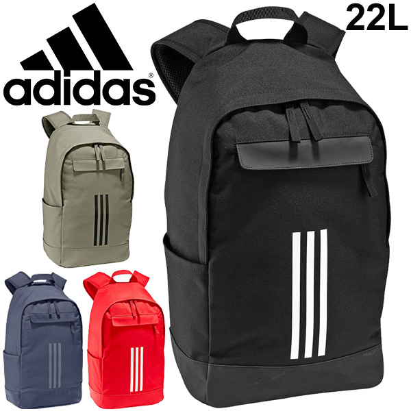 Backpack men gap Dis   Adidas adidas classical music 3S (three stripe) 22L  sports  bag day pack rucksack bag   gym club club activities attending school ... 90518825fb21b