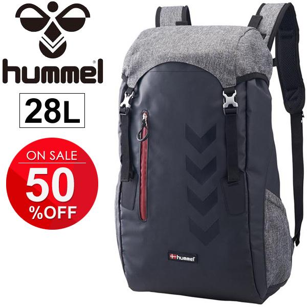 99a6fd105f4c Hummel Hummel Backpack Rucksack soccer football hummel sport bag flap type  bag PC storage commuter school club  HFB6055 05P03Sep16