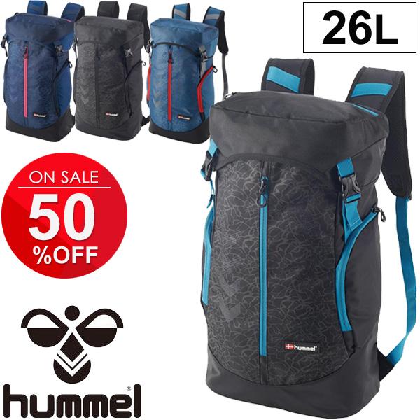 5011cd18c8c1 Backpack Hummel Hummel sport bag 雨蓋-flap type Club game expedition camp backpack  bag soccer Futsal bag  HFB6058 05P03Sep16