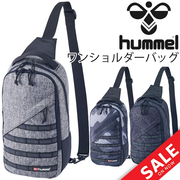 9fdf120fd63a It is reflector reflector bag bag casual bag town use huBag HFB9119 for  Hyun Mel one shoulder bag Hummel body bag 5L sports bag shawl shoulder bag  slant