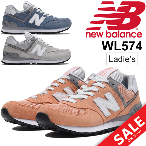 972594fcc51c B width sports shoes opera pump sports shoes regular article  WL574- for  the New Balance sneakers Lady s newbalance low-frequency cut shoes  running-style ...