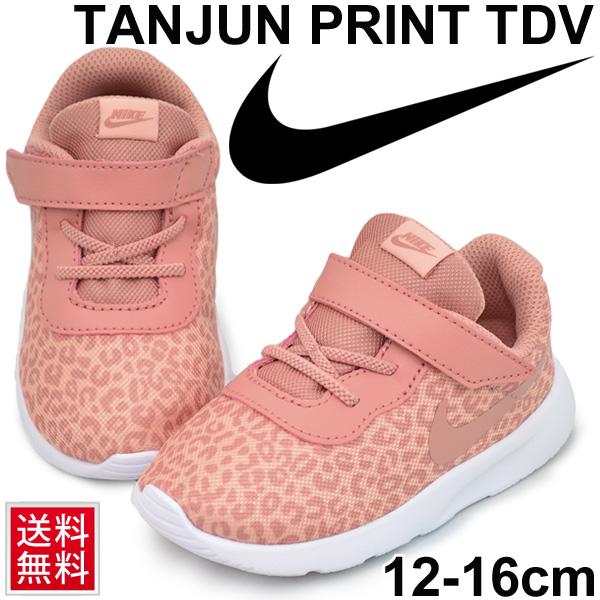 d9f5b6f0d76 ... clearance children child velcro 833670 of the nike baby shoes nike  tanjun tongue jun print tdv