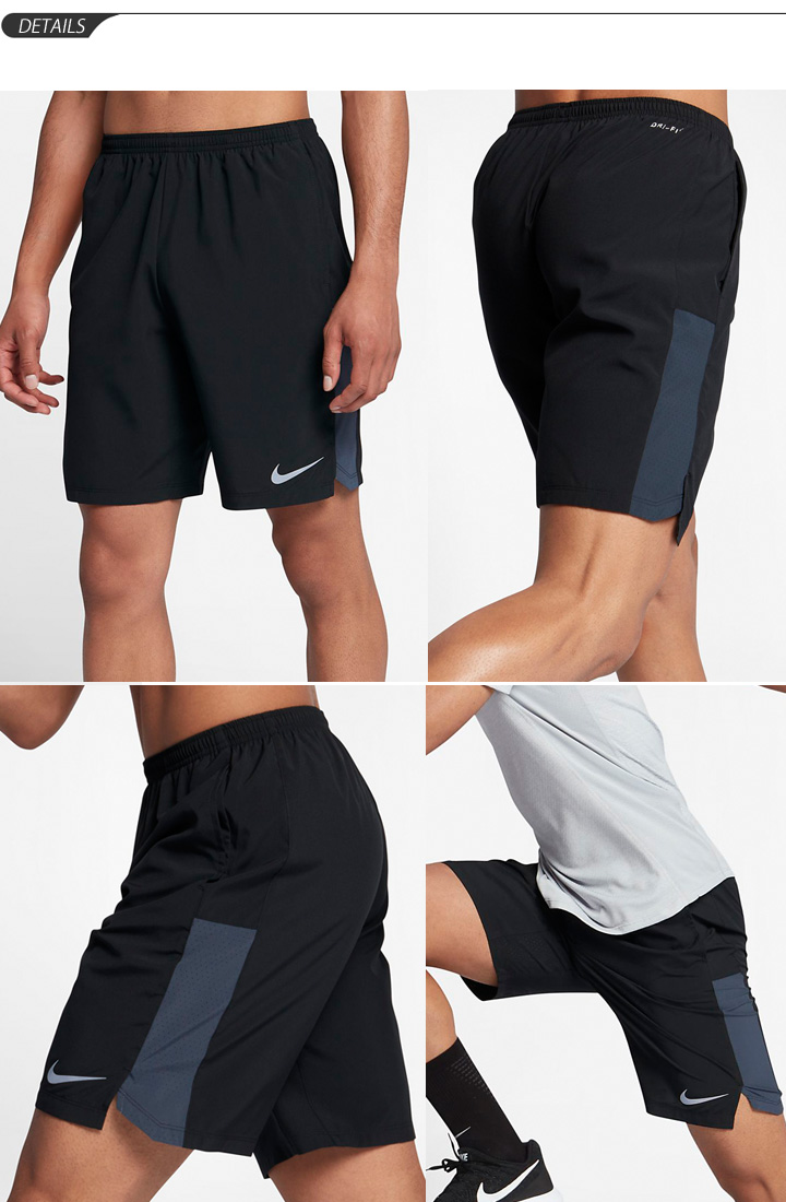 82b490a1597fd Running shorts men NIKE Nike  FLEX 9 inches Unrra India challenger short  pants jogathon gym training sportswear man shorts  856843
