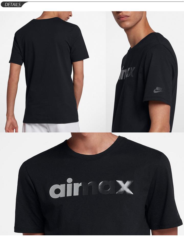 1ea5fd0b ... Short-sleeved T-shirt men / Nike NIKE AM95 Air Max casual print logo
