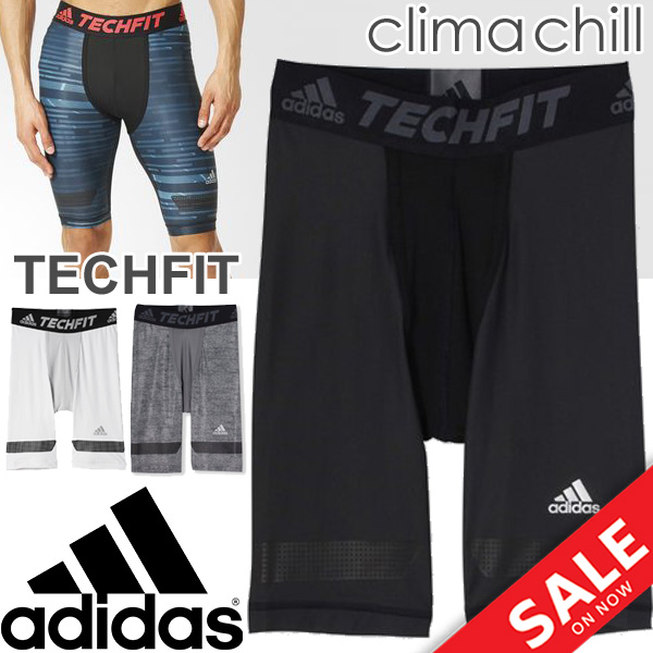 fdaa8a0fb8 Adidas adidas tech fit underwear inner pants leggings TECHFIT football  soccer training men and men's bath ...