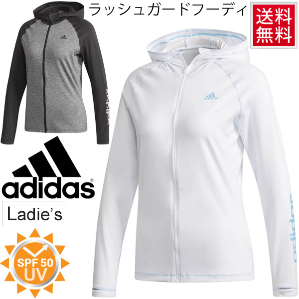 [Adidas Adidas Ladyu0027s Rush Guard]
