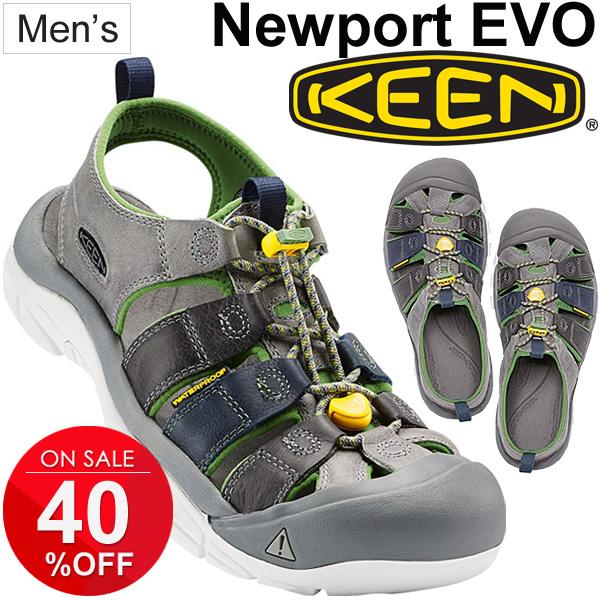 dead17bea6 Shoes 1016251/MenNewportEVO for the gentleman man casual in sandals men  Kean KEEN Newport EVO ...