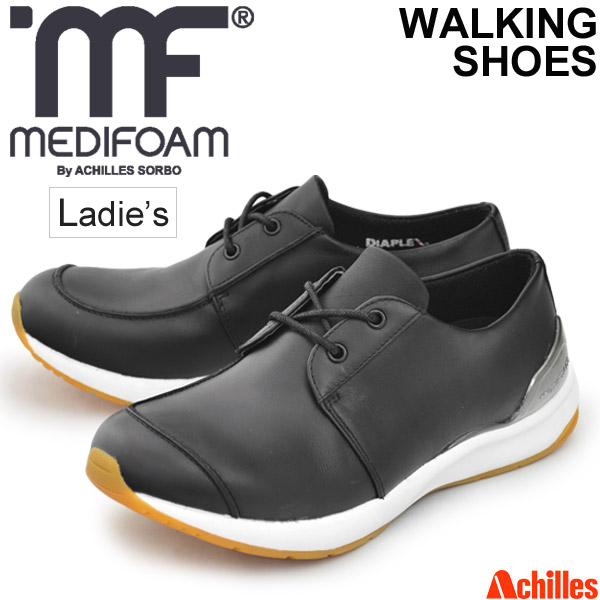 ウォーキングシューズ レディース アキレス メディフォーム MEDIFOAM PURECONCEPT-MF501/女性 3E ローカット おしゃれ カジュアル ACHILLES SORBO MEDIFOAM 靴 スポーツシューズ/MFW5010