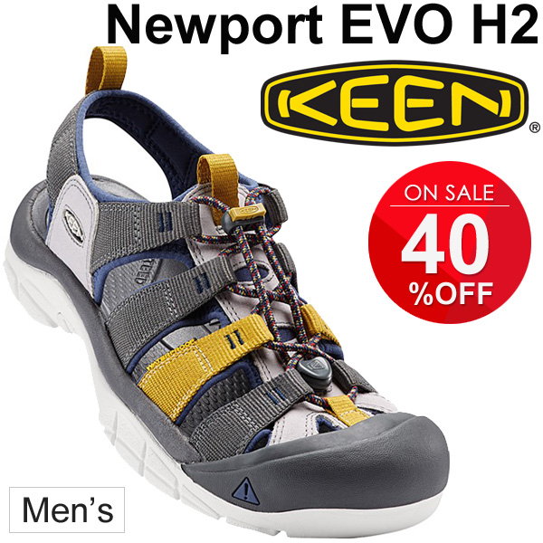 newest 99893 d8a0f Shoes regular article 1016254/NewportEVOH2 for the gentleman man casual in  sandals men Kean KEEN Newport EVO H2 ニューポートイーヴイオーアウトドアシューズウォーターシューズ land ...