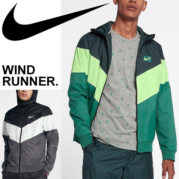 Windbreaker running jacket men   Nike NIKE wind runner jogging training  constant seller fashion sports MIX casual blouson windbreaker sportswear   AJ1397 52ec45832