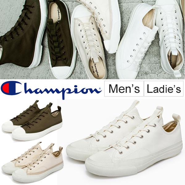 チャンピオン スニーカー ミリタリーライン ローカットシューズ/メンズ レディース 靴 Champion ROCHESTER LO BS /くつ Foot Wear 正規品 日本製/C2L701[rP15-14day]
