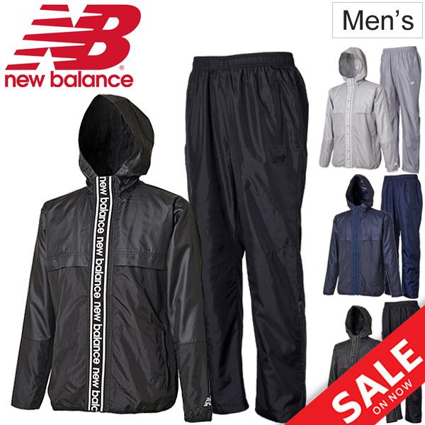 ウィンドブレーカー 上下セット メンズ /ニューバランス newbalance T360 ジャケット パンツ /男性 スポーツウェア トレーニング ランニング 男性 裏メッシュ ウインドブレイカー 上下組/JMJP8127-JMPP8128