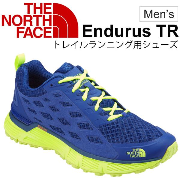 トレイルランニングシューズ メンズ THE NORTH FACE ノースフェイス ENDURUS TR/男性用 ロングレース 長距離 ライトトレイル トレラン スニーカー 運動靴 スポーツシューズ/NF01704