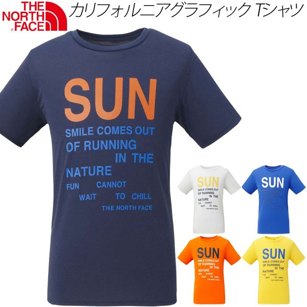 bfa78dc4 Men's running shuts / the-north face THE NORTH FACE California graphic tee  short sleeve shirt logos T gentlemen male sweat suits and outdoor /NT31571